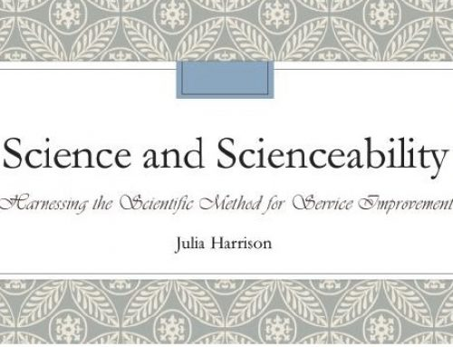 Science and Sciencability
